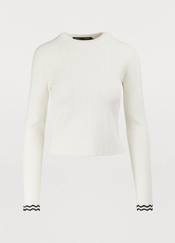 Proenza SchoulerCropped sweater