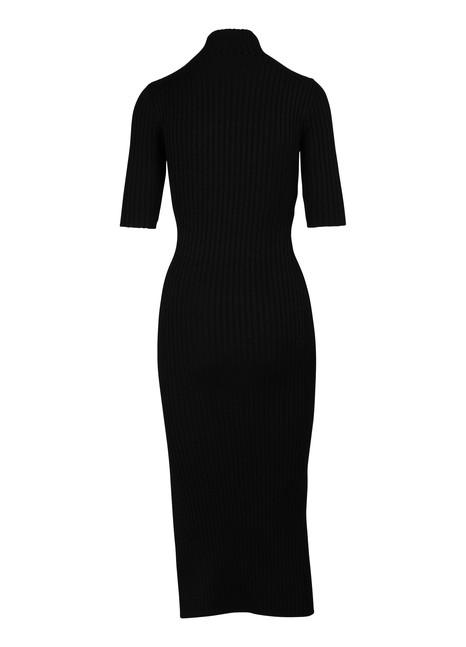 BALENCIAGAShort-sleeved bodycon dress