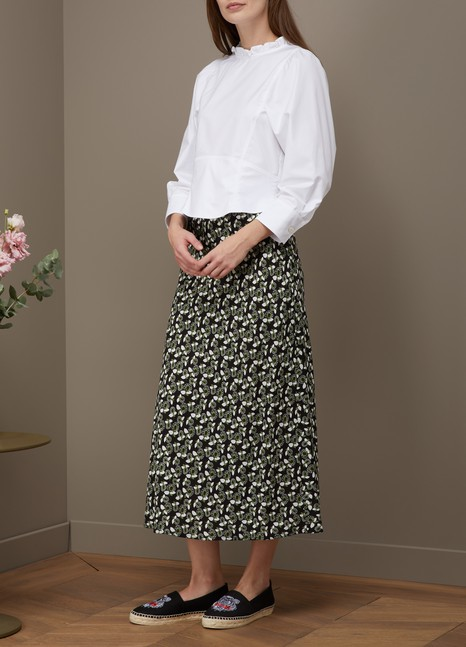 Marni Long straight skirt