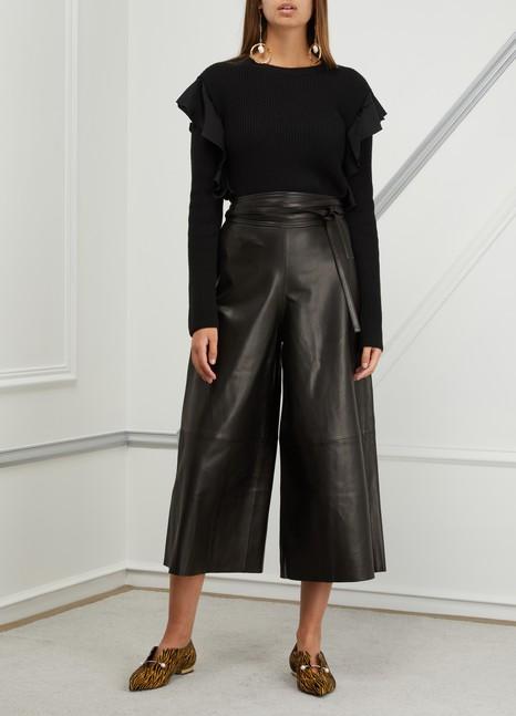 Vanessa SewardGeorgia lambskin pants