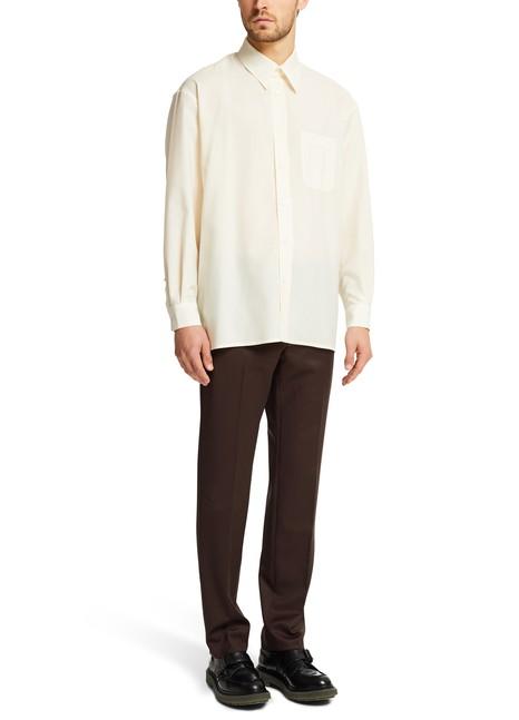 UNIFORMEVirgin wool shirt