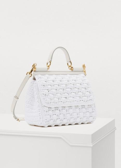 DOLCE & GABBANASicily GM shoulder bag
