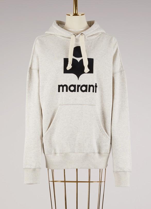 Isabel Marant EtoileSweat Mansel en coton