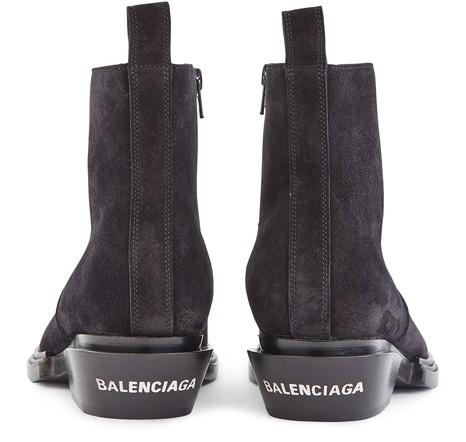 BALENCIAGACowboy ankle boots