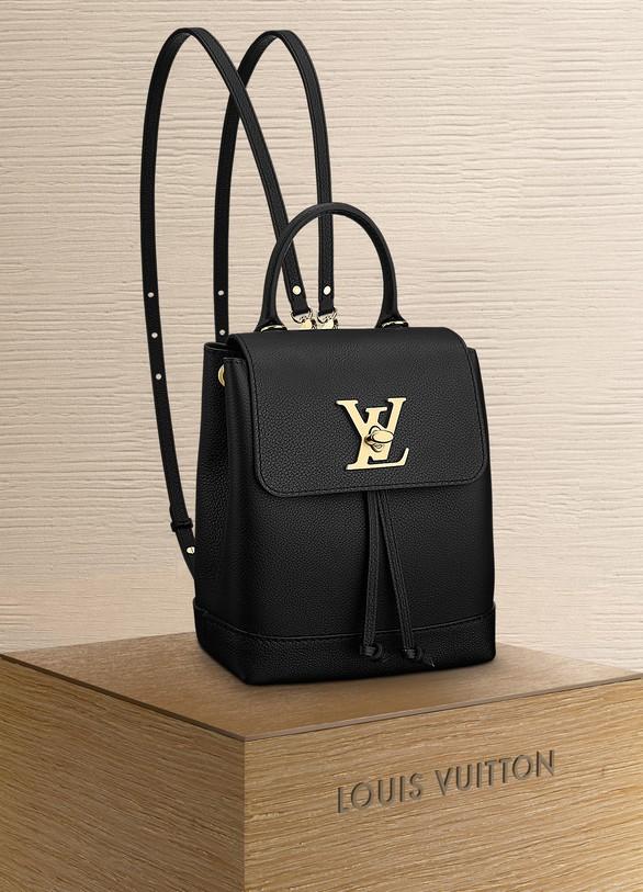 97c569bceaf Louis Vuitton Sac à dos Lockme Mini