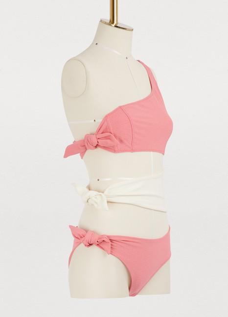 Lisa Marie FernandezBianca swimsuit