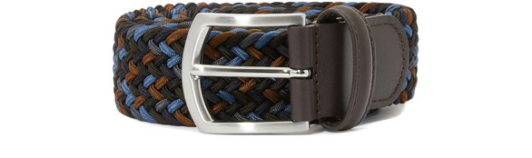 ANDERSON'S Braided belt