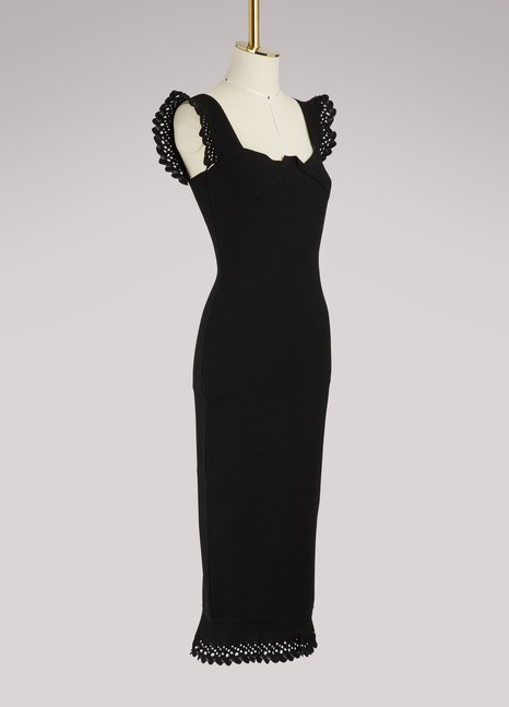 ROLAND MOURET Hotham dress