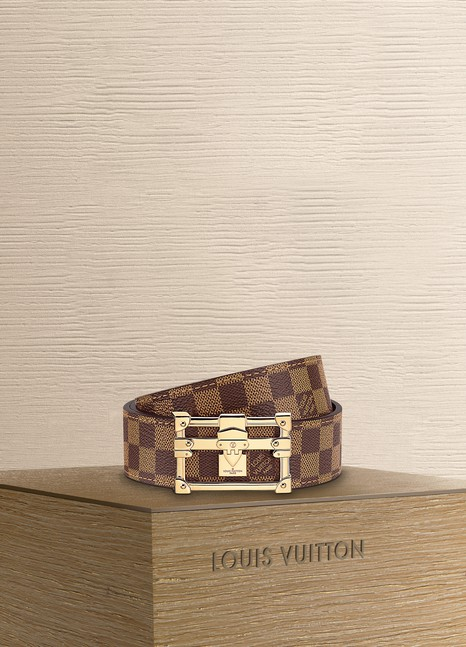 Louis Vuitton Petite Malle 30mm Reversible