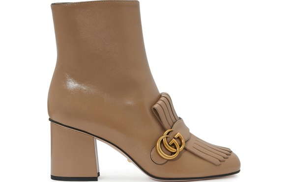 GUCCIGG Marmont ankle boots