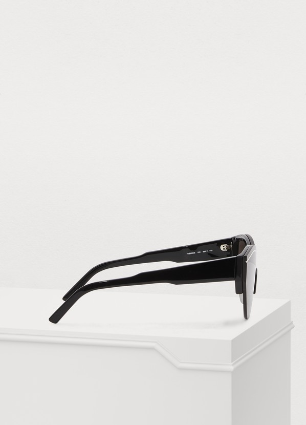 496dff3bf4f ... Balenciaga Ski Cat sunglasses ...