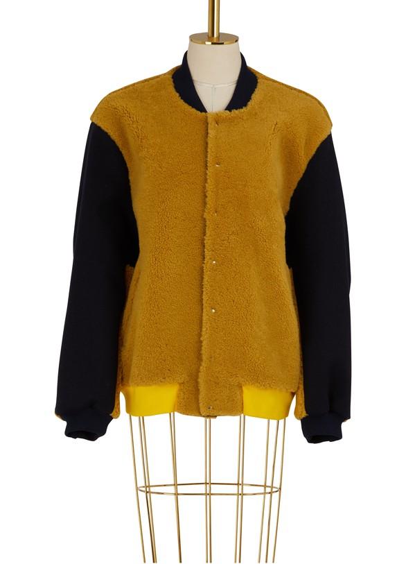 Varsity Bomber Jacket by Roseanna