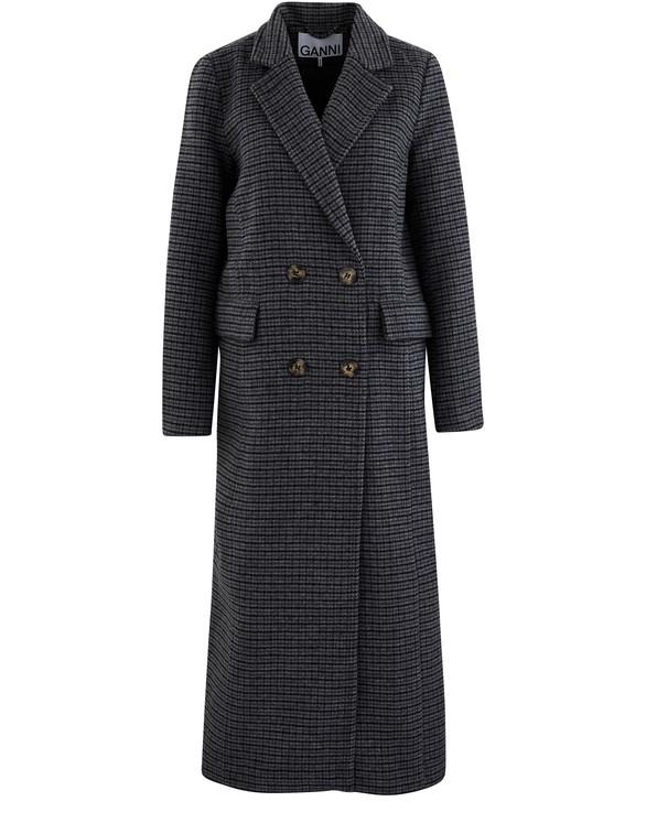 GANNIDouble-breasted coat