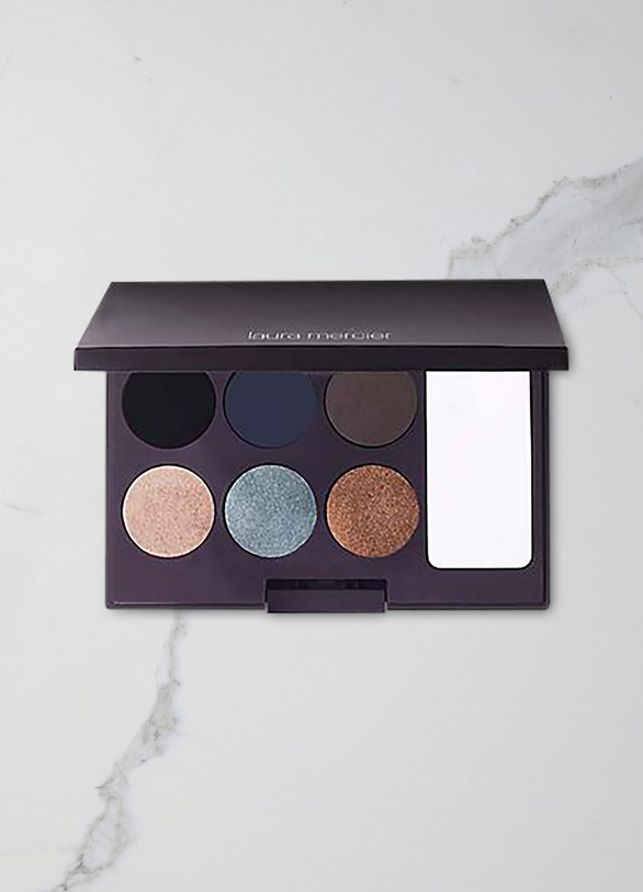 LAURA MERCIER Palette d'ombres à paupières Editorial Intense Clay