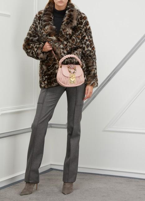 Miu MiuMini Coffer handbag