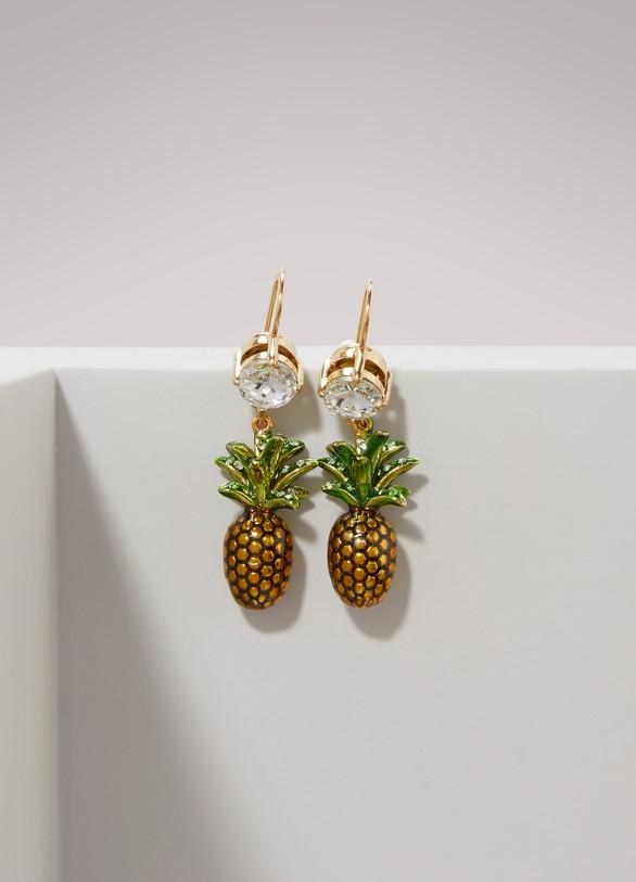 MIU MIUBoucles d'oreilles Ananas