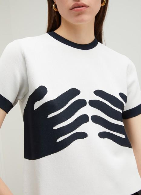RUDI GERNREICHShort-sleeved Hands top