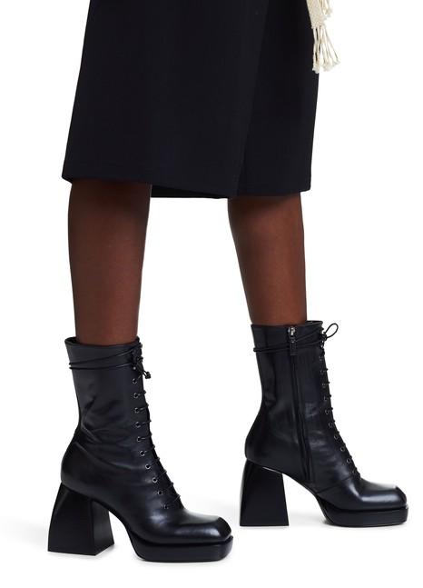 NODALETOBulla laced boots