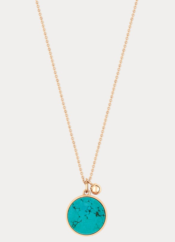 6379219407a5b1 Women's Ever turquoise necklace | Ginette NY | 24S | 24S