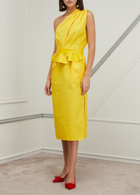 MAX MARA Zigrino dress