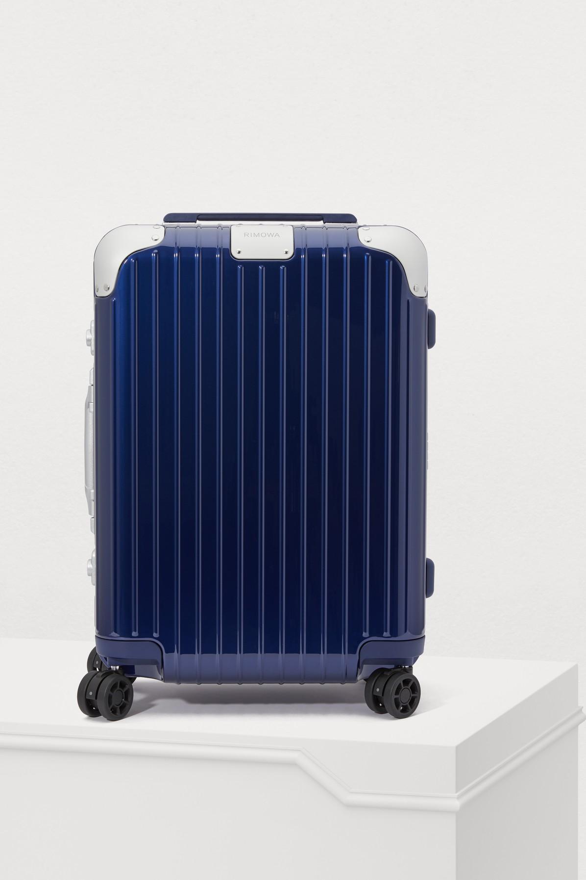 RIMOWA   Essential Hybrid Cabin S Luggage   Goxip