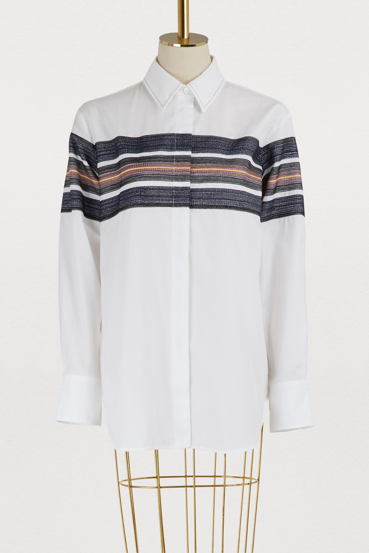 SPORTMAX | Olona shirt | Goxip