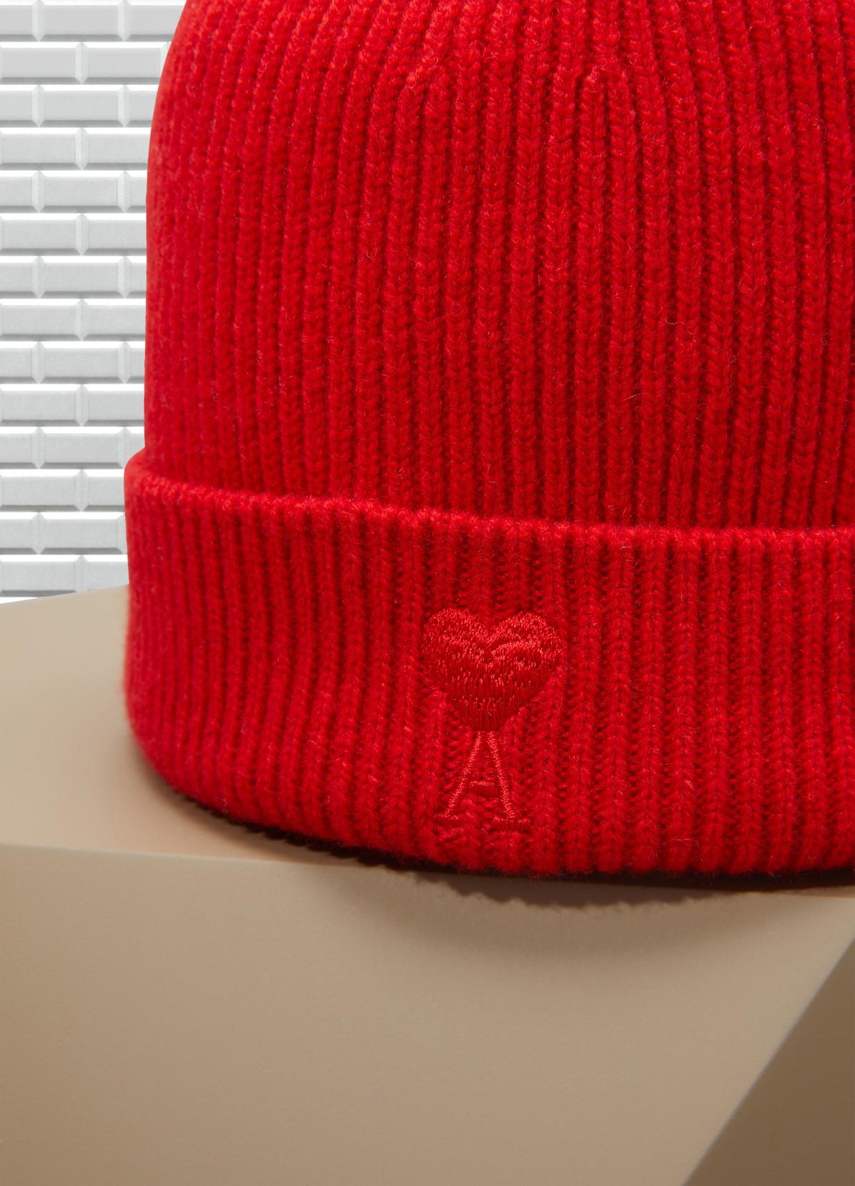 AMIWool heart cap