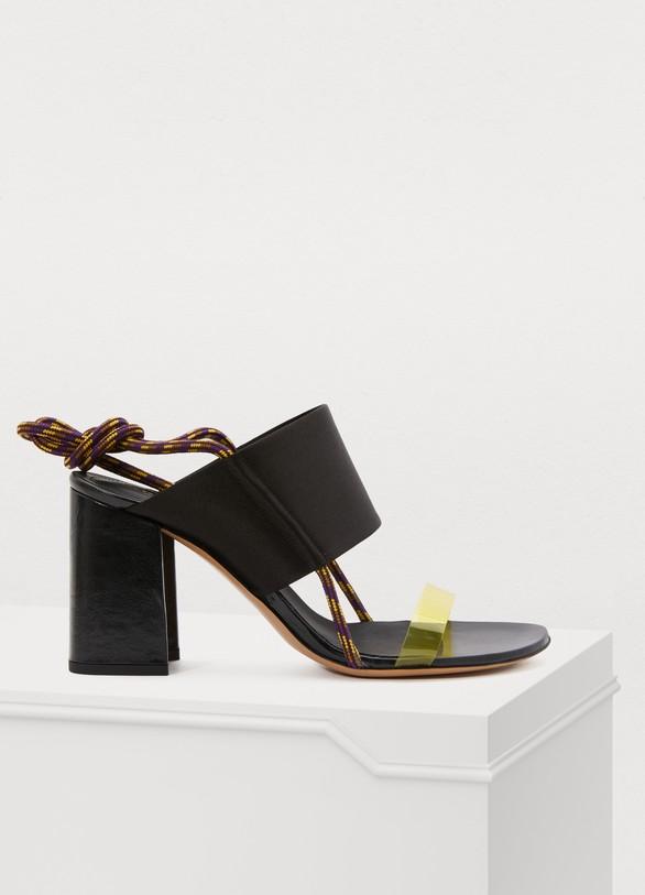 Dries Van NotenDouble strap sandals