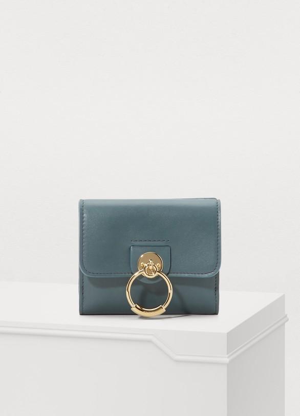 d44053c9 Women's Tess small square wallet | Chloé | 24 Sèvres