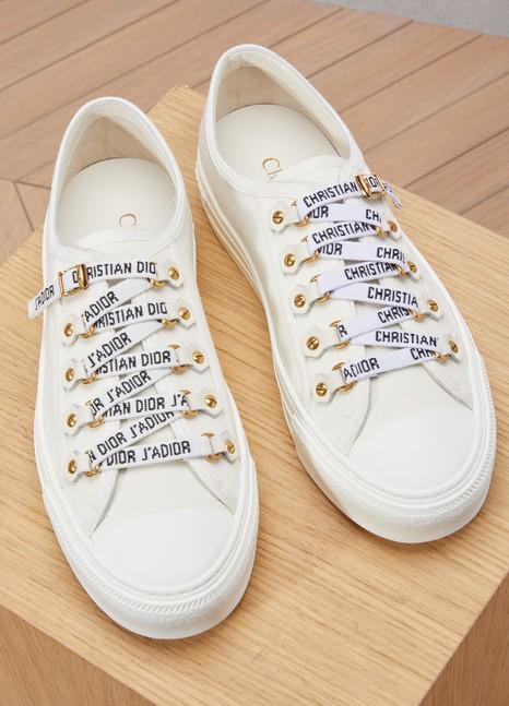 3ef0b8b3af582 Women s Walk n Dior low-top sneakers