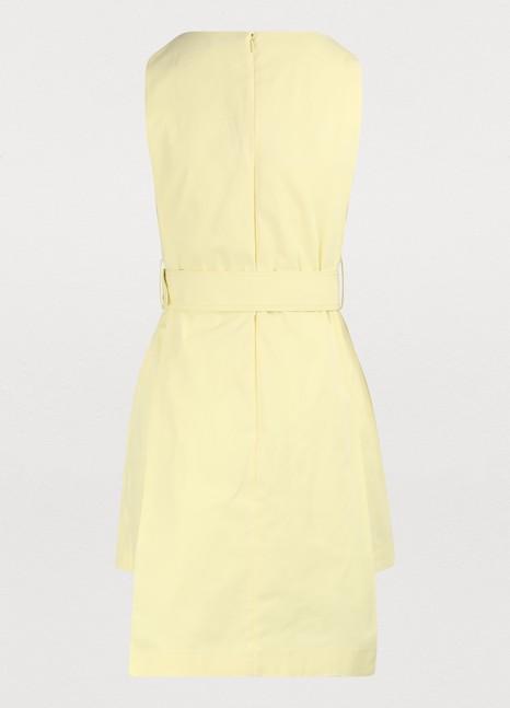 STAUDJack mini dress