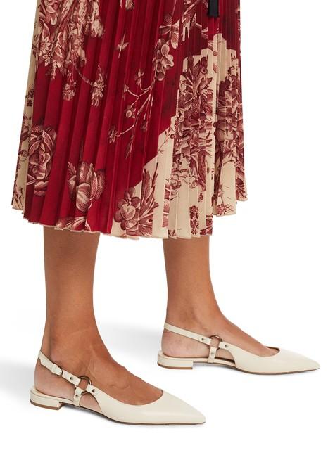 FRANCESCO RUSSOFlat sling back sandals
