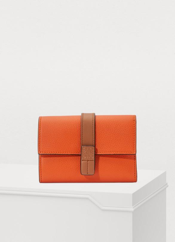 LoeweSmall vertical wallet