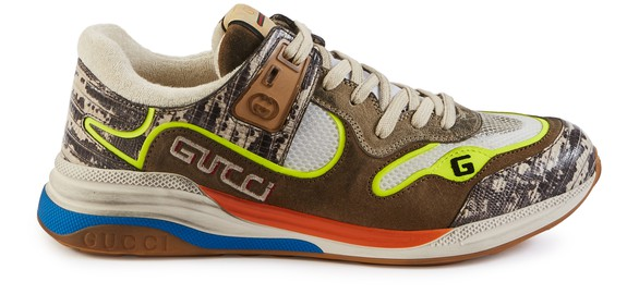 GUCCI Ultrapace trainers