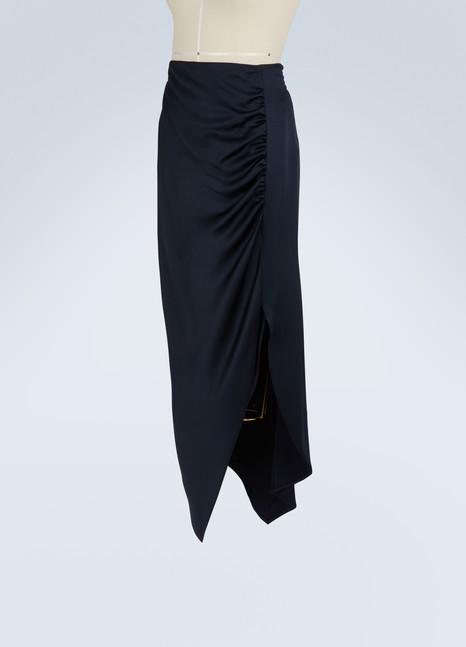Peter PilottoSatin pencil skirt