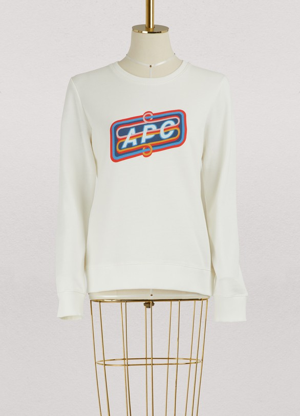 A.P.C.Norman sweatshirt