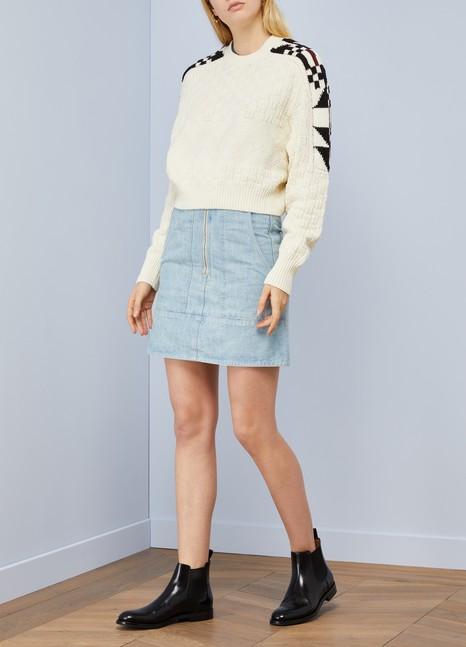 Isabel MarantPull Laytonn en coton et laine