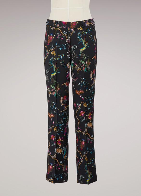 EtroPantalon pyjama fleuri
