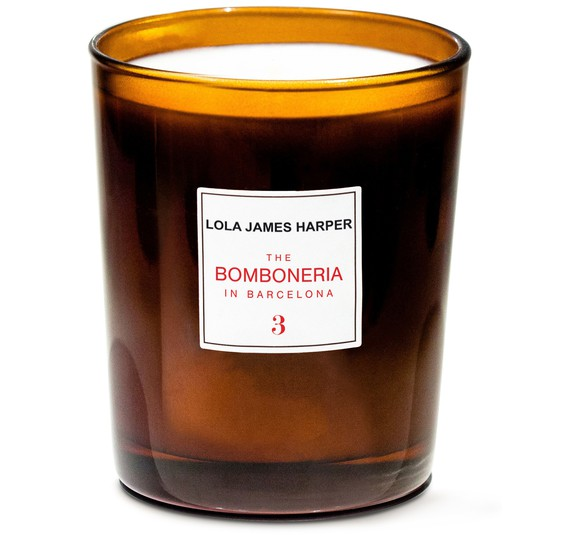 LOLA JAMES HARPER The Bomboneria in Barcelona candle 190 g
