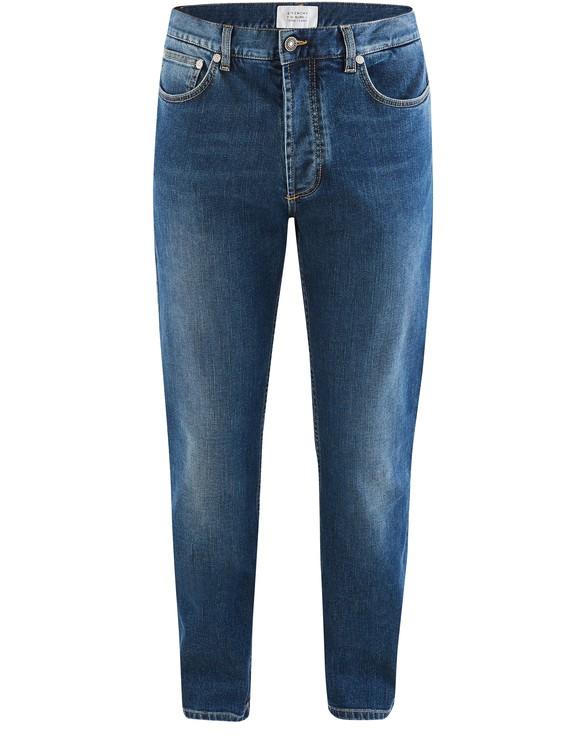 GIVENCHYSlim fit denim trousers