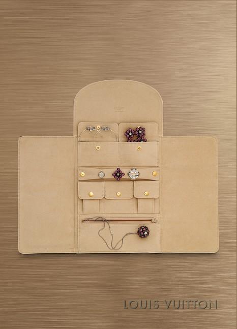 Louis VuittonTrousse à bijoux pliable