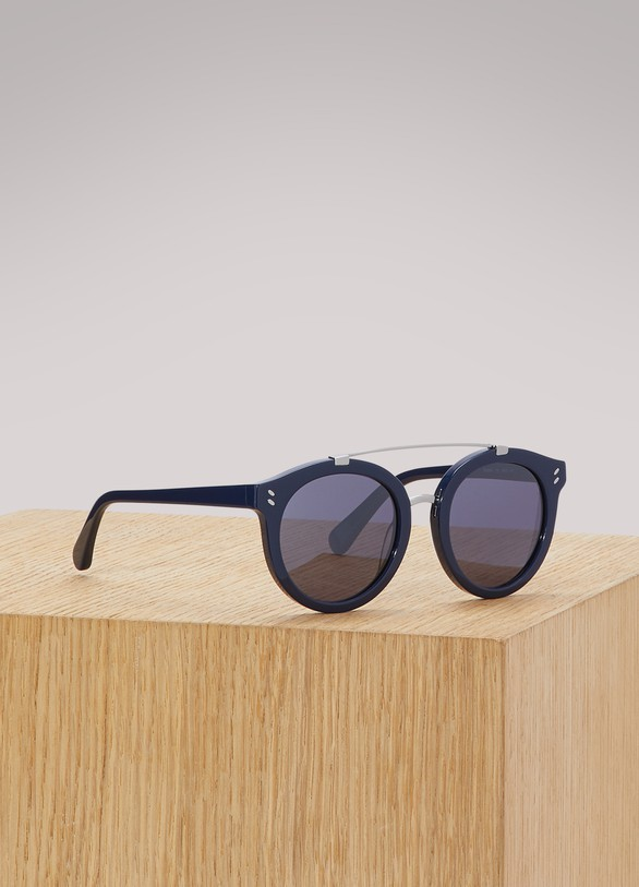 Stella McCartneyBlue sunglasses