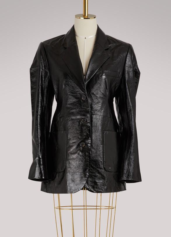 AaltoLeather jacket