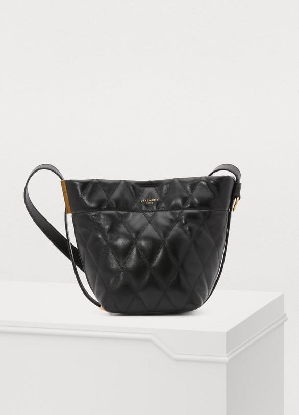 4569aca74f9 Women's GV mini bucket bag | Givenchy | 24S | 24S