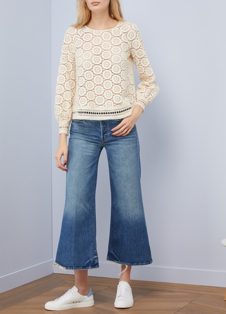 The Stunner wide-cut jeans Mother HZeFZ3l