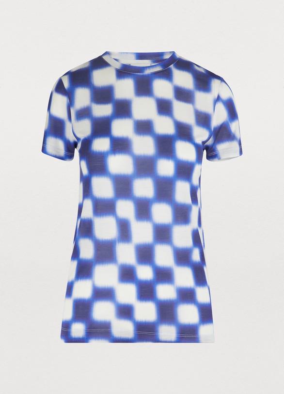 Dries Van NotenT-shirt imprimé
