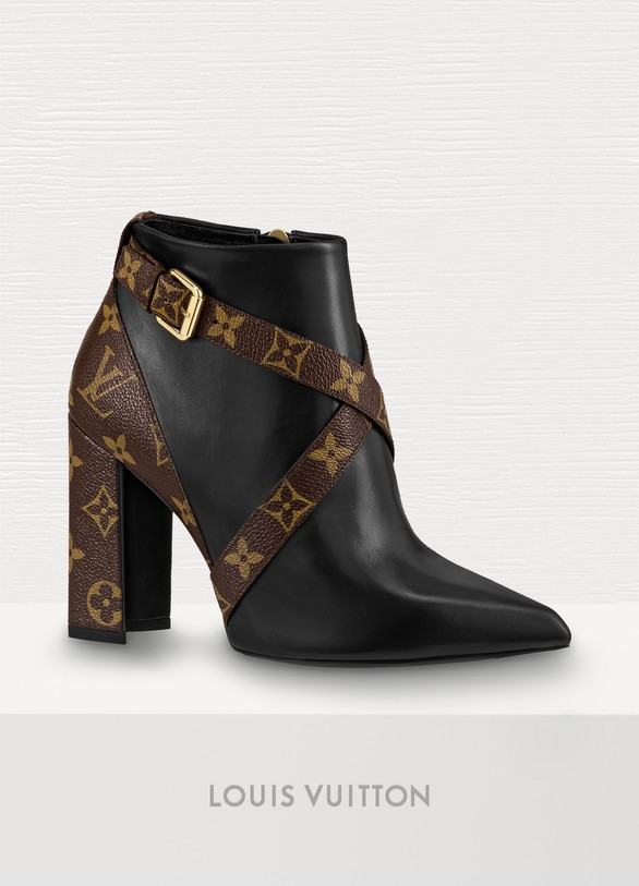 5dc2f13b6c6c Louis Vuitton Matchmake Ankle Boot