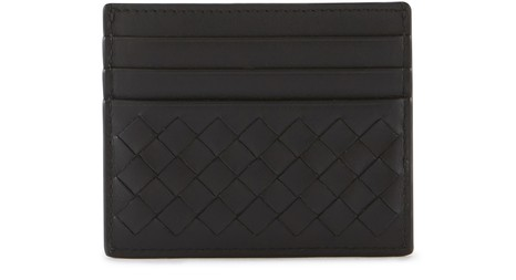 BOTTEGA VENETA Leather card holder