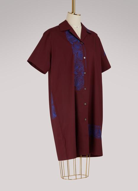 Acne StudiosRobe chemise Jusso en coton