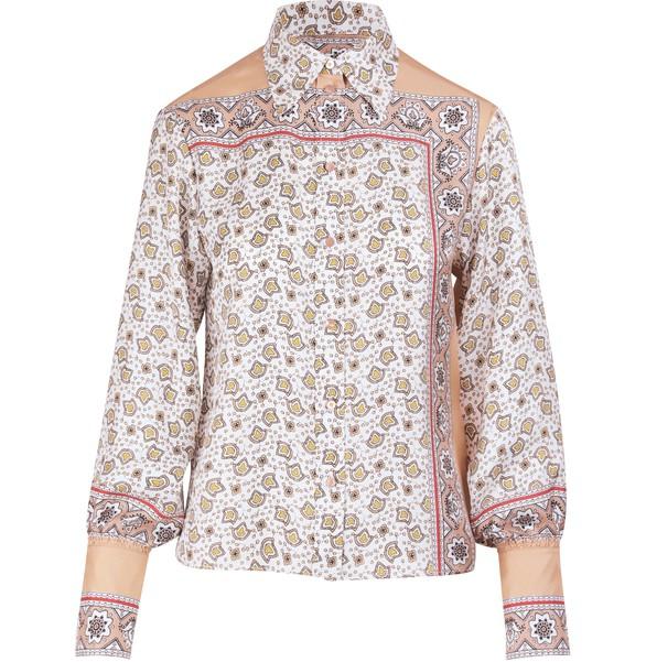 CHLOESilk shirt